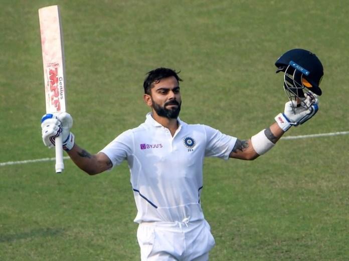 Kohli reclaims top Test ranking from Steve Smith