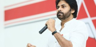 Jana Sena chief Pawan Kalyan responded on Twitter to the agitation of the Amaravati farmers.