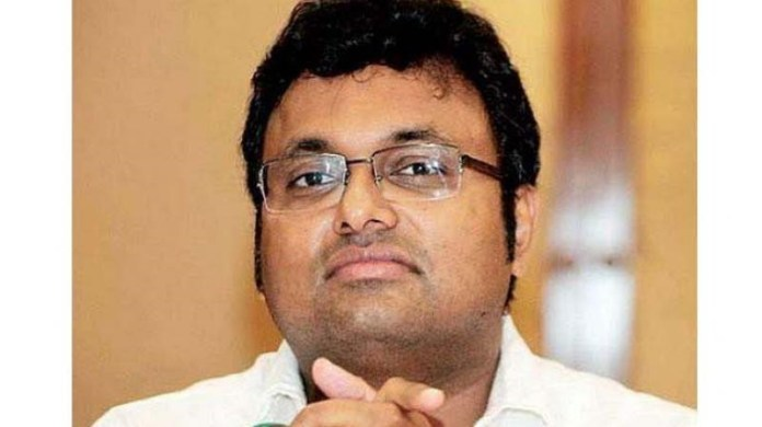 """""""Phew…"""", Says Karti Chidambaram After Supreme Court Grants His Father Bail"""
