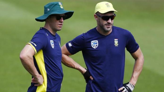 Conversations ongoing to get de Villiers back for T20 World Cup – Du Plessis