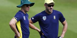 Conversations ongoing to get de Villiers back for T20 World Cup - Du Plessis