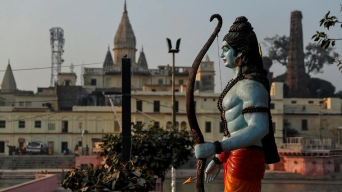 Home Ministry to decide on Ram Temple trust very soon