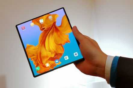 Huawei Mate X Improved Version With Kirin 990 SoC Set to Launch at MWC 2020: Report