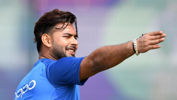 Rishabh Pant Speaks On MS Dhoni Chants In Stadiums