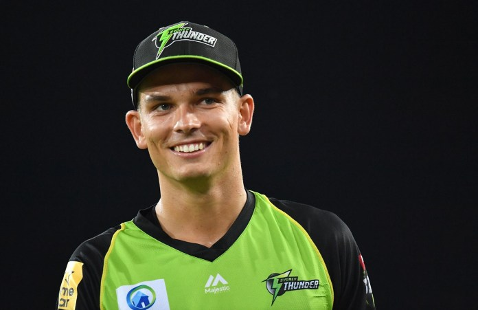 Chris Green suspended from bowling after action found illegal