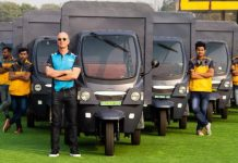 Amazon India Rolling Out Electric Delivery Rickshaws