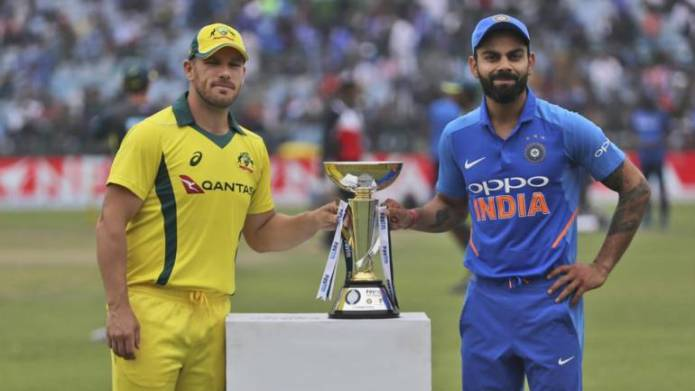 India eye series win against Australia in the decider