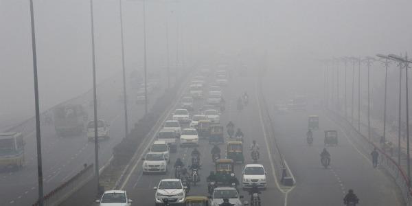 Cold Wave Slides Up Imperceptibly In Delhi-NCR