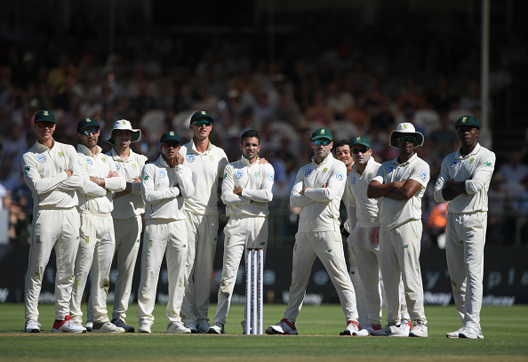 South Africa Docked Six Points In WTC For Slow Over-Rate Versus England
