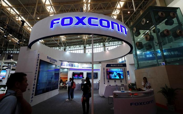 Foxconn Says Articles on China Factory Resumption Not True