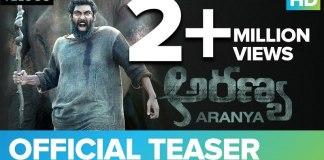 Watch: Aranya (Telugu) Official Teaser