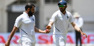 Shami, Bumrah Shine As India Take 1st Innings Lead vs New Zealand XI