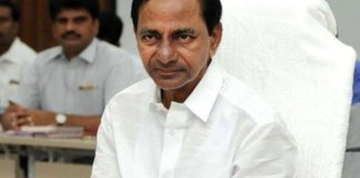 CM KCR held a review meeting with Health Minister