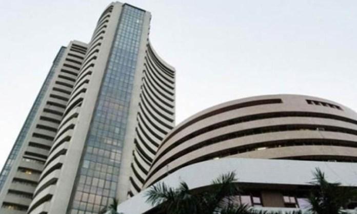 Sensex up 500 points; banking, finance stock surge