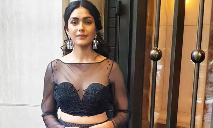 Mrunal Thakur shares a few quirky throwback moments with Abhimanyu Dassani
