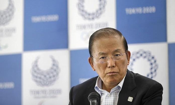 Tokyo 2020 CEO denounces cancellation claim