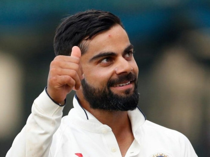 Large part of me becoming captain has to do with Dhoni observing me: Kohli