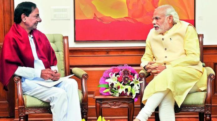 KCR writes to PM to withdraw proposed Electricity Bill
