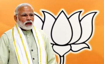 BJP celebrates the first anniversary of Modi's second term