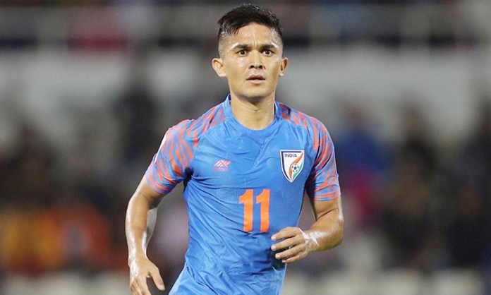 Need to be extra careful as players & stick to our routines: Chhetri