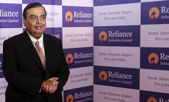 'New Reliance for a New India'