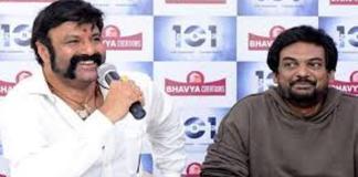 Puri and Balayya Babu will work once again