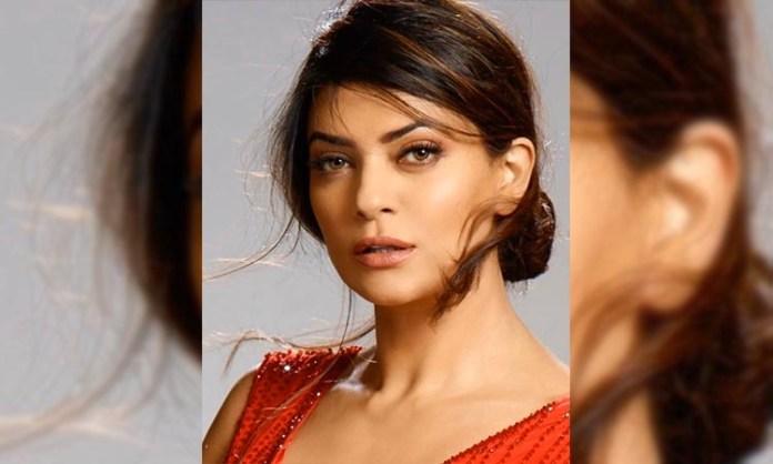 Sushmita Sen teases powerful comeback with 'Aarya'