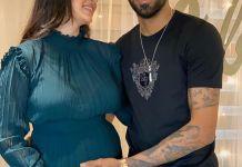 Hardik Pandya and Natasa are expecting a baby