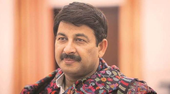 Actor-politician Manoj Tiwari has been replaced as chief of the BJP in Delhi