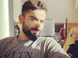Virat Kohli took to Instagram to wish his elder brother