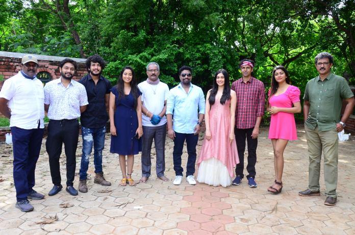 Shree Krishna Creation Production No1 Movie Opening