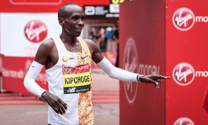 Eliud Kipchoge signed as Kenya's tourism ambassador