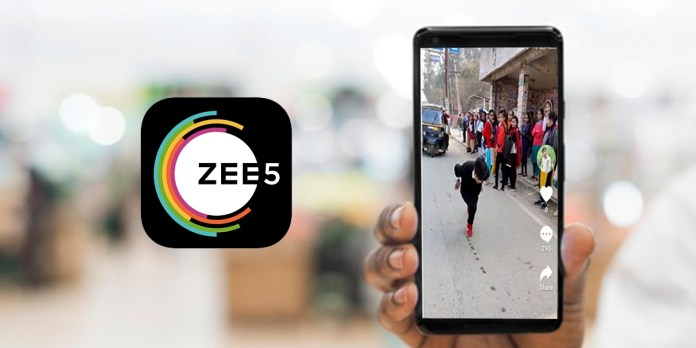 ZEE5 announces TikTok rival HiPi for Indian users