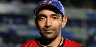 Veteran batsman Robin Uthappa