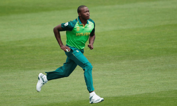 Rabada to miss ODI series against England due to injury