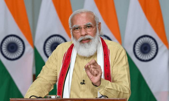 Modi greets nation on Navratri