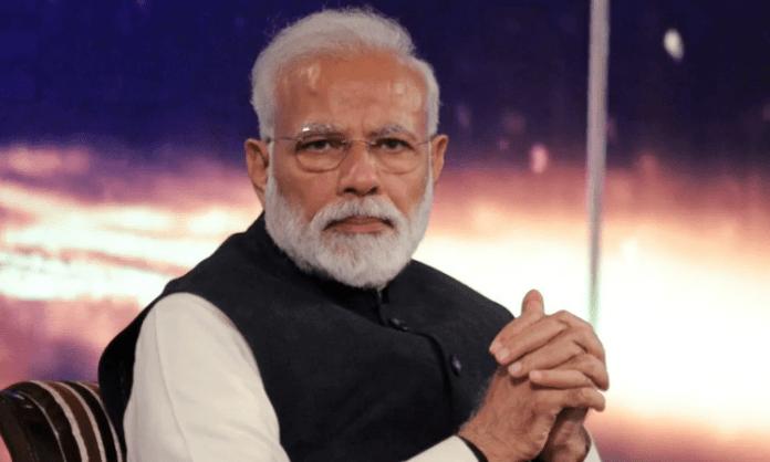 PM pays tribute to Indira Gandhi