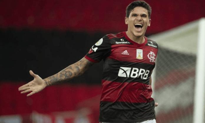 Flamengo secure permanent deal for Brazil striker Pedro