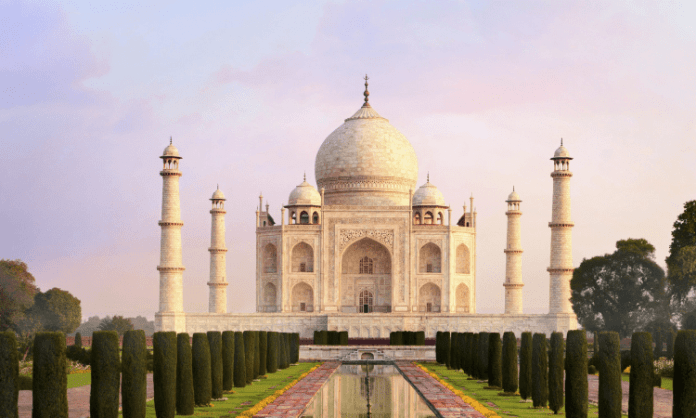 How Taj Mahal changed after Covid-19
