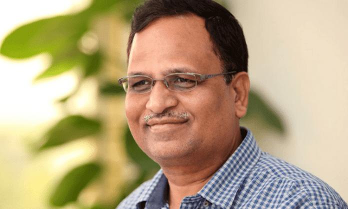 Pandemic lessening but need to stay vigilant: Satyendar Jain