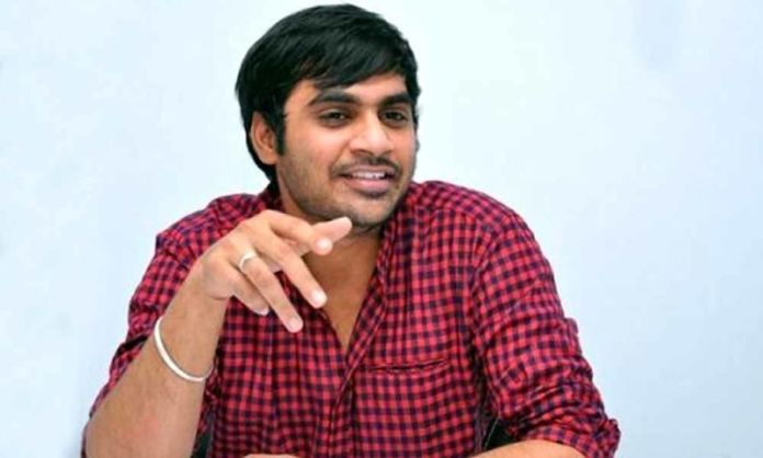 Saaho Director Sujeeth Next Project