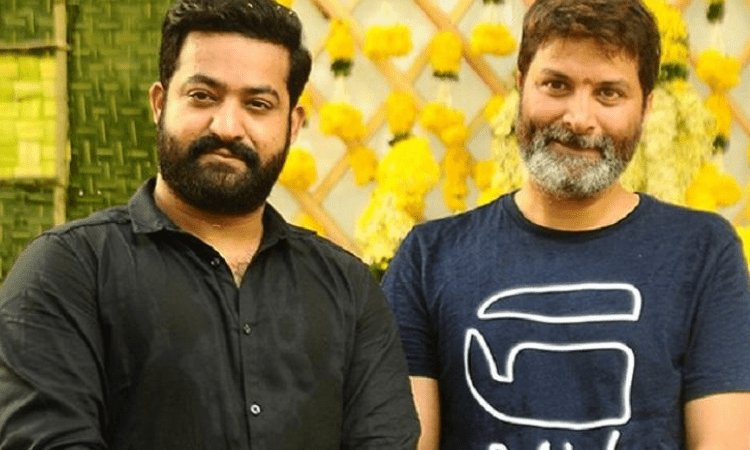 The Jr film NTR shall be on units quickly with Trivikram