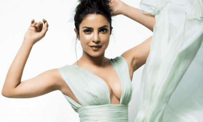 Priyanka Chopra is grateful to be 'living in the light'