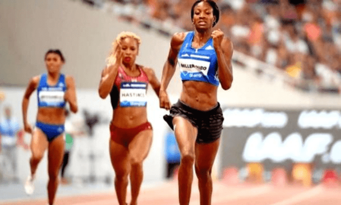 Diamond League opener moved to England from Morocco
