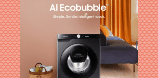 Samsung powers remote laundry care