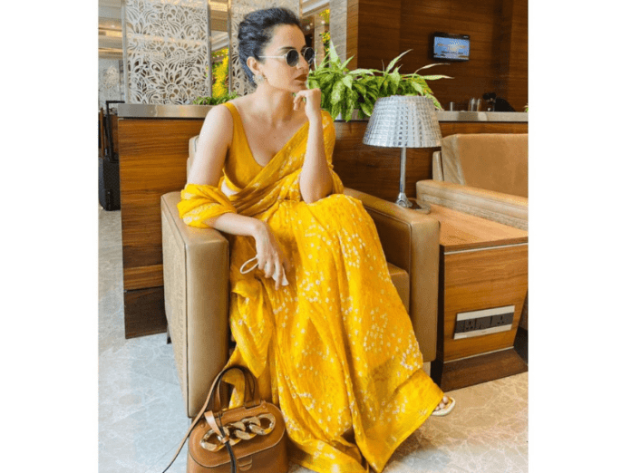 Kangana Ranaut talks about being an 'ultranationalist'