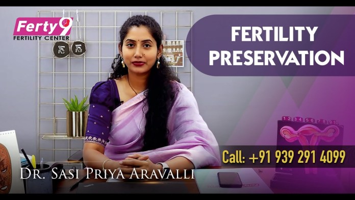 Fertility Preservation explained by Dr. Sasi Priya Aravalli