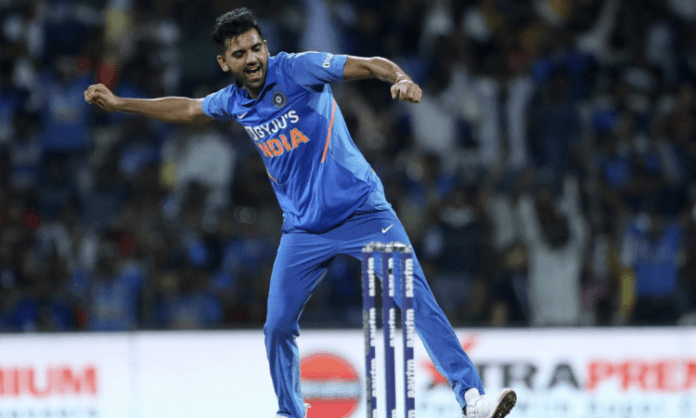 Dhoni's best may come in 2nd half of IPL: Deepak Chahar