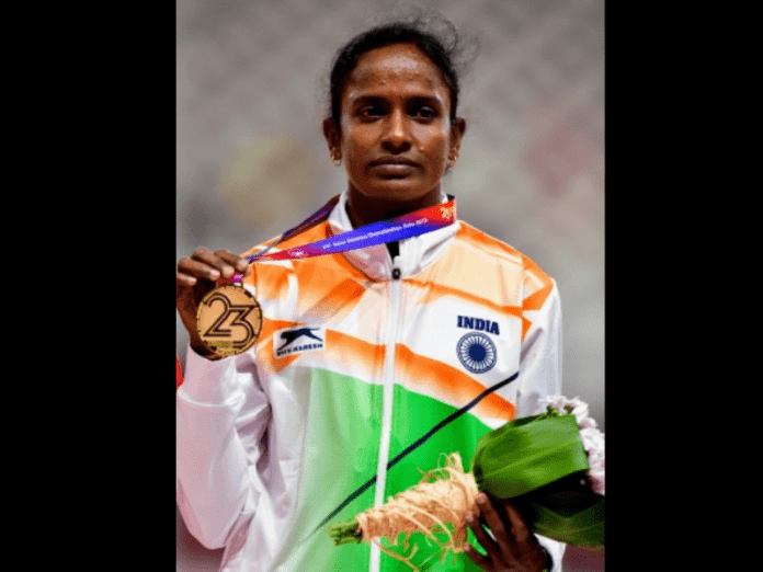 CAS rejects Gomathi's appeal against doping ban