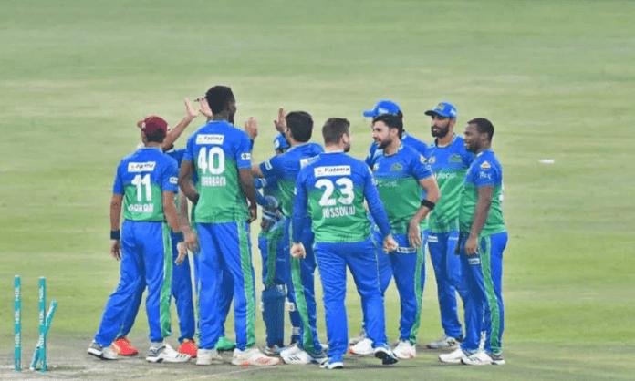 Multan Sultans to take on Peshawar Zalmi in PSL-6 final